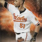 Henry Urrutia 2016 Topps Walk-Off Wins #WOW-15 Baltimore Orioles Baseball Card