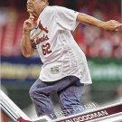 John Goodman 2017 Topps First Pitch #FP-6 Baseball Card