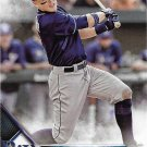 Brandon Guyer 2016 Topps #654 Tampa Bay Rays Baseball Card