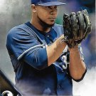 Wily Peralta 2016 Topps #414 Milwaukee Brewers Baseball Card