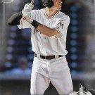 Brian Anderson 2017 Bowman #BP87 Miami Marlins Baseball Card
