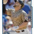 Yonder Alonso 2014 Topps #129 San Diego Padres Baseball Card
