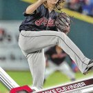 Mike Clevinger 2017 Topps #688 Cleveland Indians Baseball Card