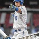 Cheslor Cuthbert 2017 Topps #677 Kansas City Royals Baseball Card