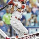 Dexter Fowler 2017 Topps #446 St. Louis Cardinals Baseball Card