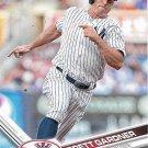 Brett Gardner 2017 Topps #457 New York Yankees Baseball Card