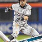Ichiro Suzuki 2017 Topps #699 Miami Marlins Baseball Card