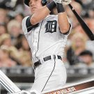 Ian Kinsler 2017 Topps #501 Detroit Tigers Baseball Card