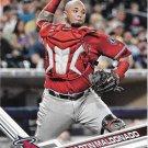 Martin Maldonado 2017 Topps #670 Los Angeles Angels Baseball Card
