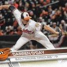 Darren O'Day 2017 Topps #417 Baltimore Orioles Baseball Card