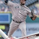 Michael Pineda 2017 Topps #474 New York Yankees Baseball Card