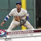Jurickson Profar 2017 Topps #367 Texas Rangers Baseball Card