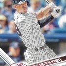 Rob Refsnyder 2017 Topps #692 New York Yankees Baseball Card