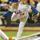 Noah Syndergaard 2017 Topps #555 New York Mets Baseball Card
