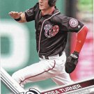 Trea Turner 2017 Topps #645 Washington Nationals Baseball Card