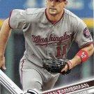 Ryan Zimmerman 2017 Topps #168 Washington Nationals Baseball Card