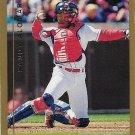 Sandy Alomar 1999 Topps #245 Cleveland Indians Baseball Card