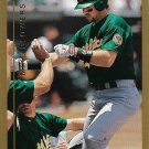 Mike Blowers 1999 Topps #279 Oakland Athletics Baseball Card