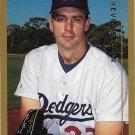 Kevin Brown 1999 Topps #285 Los Angeles Dodgers Baseball Card