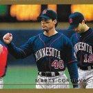 Marty Cordova 1999 Topps #312 Minnesota Twins Baseball Card