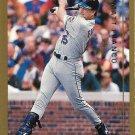 Matt Franco 1999 Topps #268 New York Mets Baseball Card