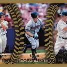 John Olerud, Jim Thome, Tino Martinez 1999 Topps #451 Baseball Card