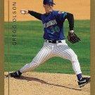 Gregg Olson 1999 Topps #261 Arizona Diamondbacks Baseball Card