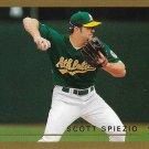 Scott Spiezio 1999 Topps #362 Oakland Athletics Baseball Card