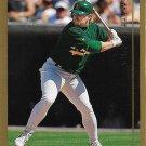 Matt Stairs 1999 Topps #259 Oakland Athletics Baseball Card