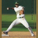 Miguel Tejada 1999 Topps #352 Oakland Athletics Baseball Card