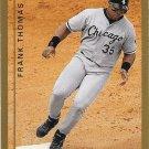 Frank Thomas 1999 Topps #423 Chicago White Sox Baseball Card