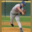 Ugueth Urbina 1999 Topps #366 Montreal Expos Baseball Card