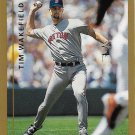 Tim Wakefield 1999 Topps #333 Boston Red Sox Baseball Card