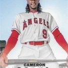 Cameron Maybin 2017 Topps Stadium Club #184 Los Angeles Angels Baseball Card