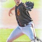 Sam Coonrod 2017 Bowman #BP111 San Francisco Giants Baseball Card