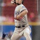 Yu Darvish 2017 Bowman #81 Texas Rangers Baseball Card