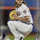 Robert Gsellman 2017 Bowman Rookie #34 New York Mets Baseball Card
