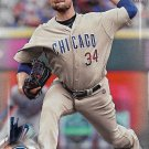 Jon Lester 2017 Bowman #79 Chicago Cubs Baseball Card
