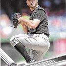 Chad Bettis 2017 Topps #371 Colorado Rockies Baseball Card