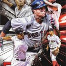 Xander Bogaerts 2017 Topps Five Tools #5T-26 Boston Red Sox Baseball Card