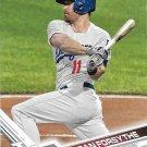 Logan Forsythe 2017 Topps #402 Los Angeles Dodgers Baseball Card