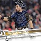 Austin Hedges 2017 Topps #504 San Diego Padres Baseball Card