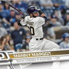 Manny Margot 2017 Topps Rookie #401 San Diego Padres Baseball Card