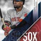 David Ortiz 2017 Topps MLB Awards #HA-1 Boston Red Sox Baseball Card