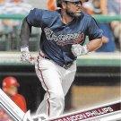 Brandon Phillips 2017 Topps #521 Atlanta Braves Baseball Card