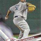 C.C. Sabathia 2017 Topps #465 New York Yankees Baseball Card
