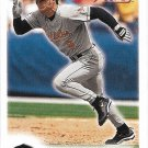 Brady Anderson 2000 Fleer Focus #184 Baltimore Orioles Baseball Card