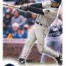 Ken Caminiti 2000 Fleer Focus #153 Houston Astros Baseball Card