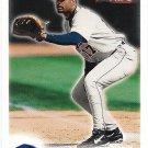 Tony Clark 2000 Fleer Focus #133 Detroit Tigers Baseball Card