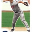 Travis Fryman 2000 Fleer Focus #55 Cleveland Indians Baseball Card